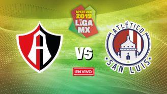 EN VIVO Y EN DIRECTO: Atlas vs Atlético San Luis