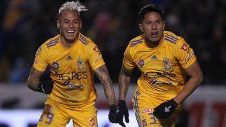 Carlos Salcedo le otorgó los tres puntos a Tigres