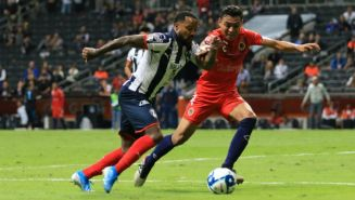 Veracruz vs Monterrey en el estadio BBVA
