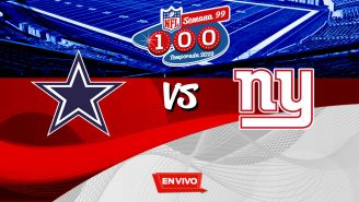 EN VIVO Y EN DIRECTO: Dallas Cowboys vs New York Giants