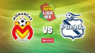 EN VIVO Y EN DIRECTO: Morelia vs Puebla