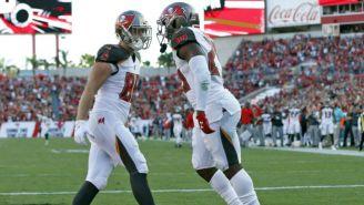 Buccaneers vs Cardinals en semana 10 de la NFL