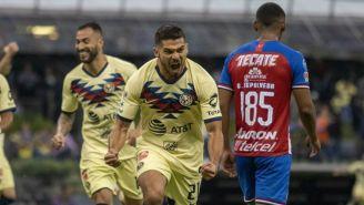 Henry Martín cerró la goleada de las Águilas ante Chivas