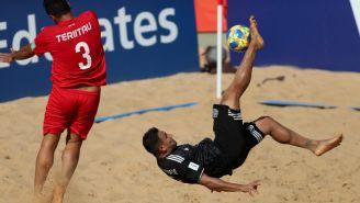 México en Mundial de Futbol Playa