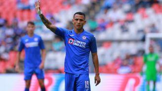 Yoshimar Yotún, centrocampista de Cruz Azul