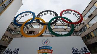 Instalaciones del Comité Olímpico en Rusia
