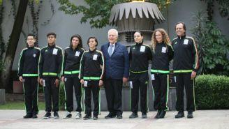 Participantes mexicano para los Juegos Olímpicos de la Juventud de Invierno