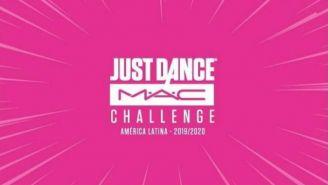 Logo del Just Dance Mac Challenge