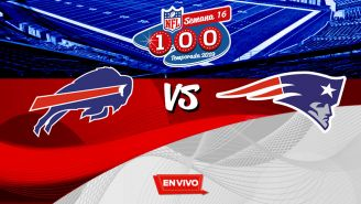 EN VIVO Y EN DIRECTO: Buffalo Bills vs New England Patriots