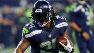 Lynch en un juego con Seattle