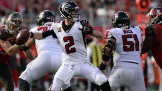 Matt Ryan, quarterback de Atlanta Falcons