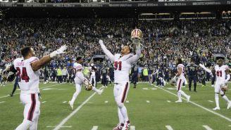San Francisco festeja el triunfo agónico sobre Seahawks