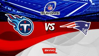 EN VIVO Y EN DIRECTO: Titans vs Patriots