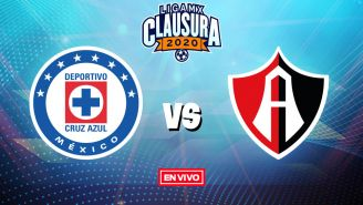 EN VIVO Y EN DIRECTO: Cruz Azul vs Atlas