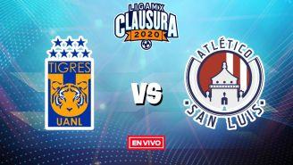 EN VIVO Y EN DIRECTO: Tigres vs Atlético San Luis
