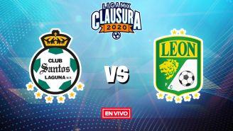 EN VIVO y EN DIRECTO: Santos vs León