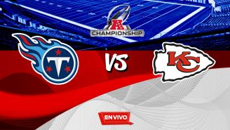 EN VIVO y EN DIRECTO: Tennessee Titans vs Kansas City Chiefs
