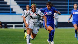 Julissa Dávila, durante el juego