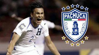 Motagua se adelantó al Pachuca la anunciar nuevo refuerzo