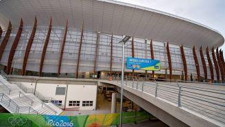 Instalaciones del Parque Olímpico de Barra