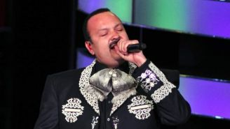 Pepe Aguilar en concierto