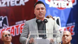 De la Hoya en conferencia de prensa