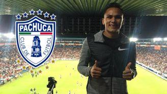 Denil Maldonado es jugador de Pachuca