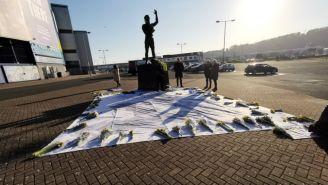 Homenaje a Emiliano Sala a un año de su muerte