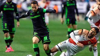 Betis, eliminado de Copa del Rey