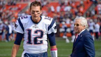 New England pediría Tom Brady tomar decisión