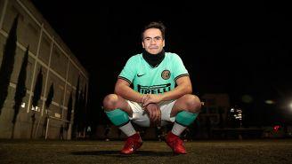 José Terán  es un apasionado del futbol