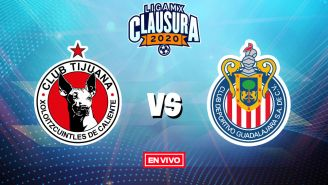 EN VIVO Y EN DIRECTO: Tijuana vs Chivas