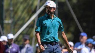 Abraham Ancer  en el World Golf Championship
