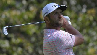 Jon Ram, golfista español