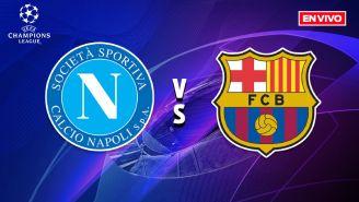EN VIVO Y EN DIRECTO: Napoli vs Barcelona