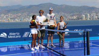 Inauguración del Abierto Mexicano de Tenis 2020