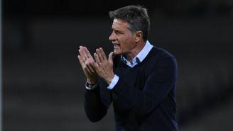 Pumas: Michel González, sorprendido con el buen arranque de su equipo