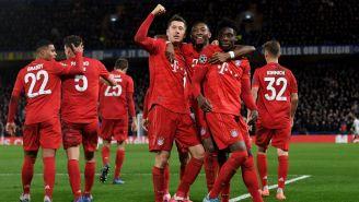 Bayern Munich con un pie en Cuartos de Champions tras vencer al Chelsea