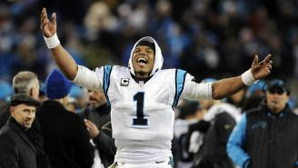 Newton festeja una victoria