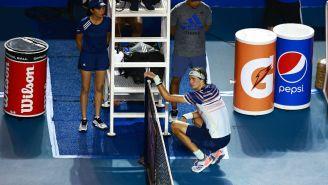 Alexander Zverev fue eliminado del Abierto Mexicano de Tenis