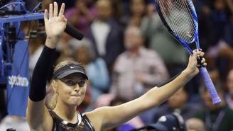 Maria Sharapova anunció su retiro del tenis