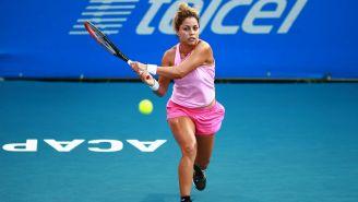 Renata Zarazúa en Abierto Mexicano de Tenis