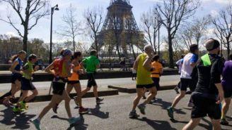 Corredores en París