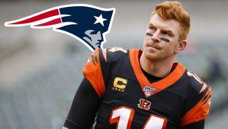 Patriots, entre los equipos interesados en Andy Dalton