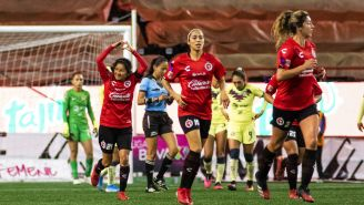 Xolos derrotó por primera vez al América en la Liga MX Femenil