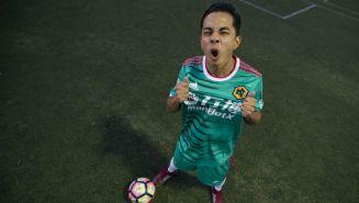 José Manuel Reyes, un apasionado del futbol