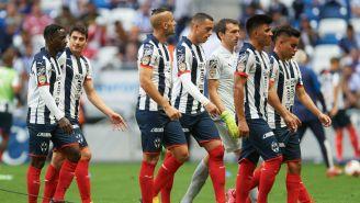 Monterrey no pudo vencer al San Luis