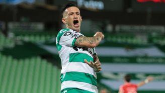 Santos venció al Necaxa en la Jornada 10