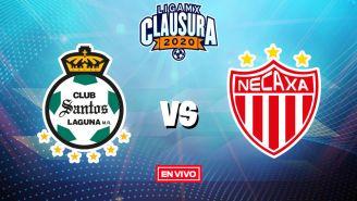 EN VIVO Y EN DIRECTO: Santos vs Necaxa