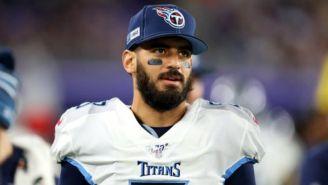 Marcus Mariota deja Titans y firma con los Raiders